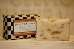 Celtic Naturals- The Sport Soaps