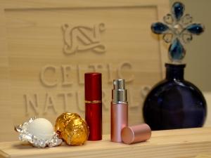 Bath Salts & All-Natural Sanitizer
