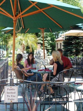 The Best Patio Dining In And Around Dublin Ohio