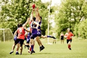 USAFL Comes to Dublin Ohio