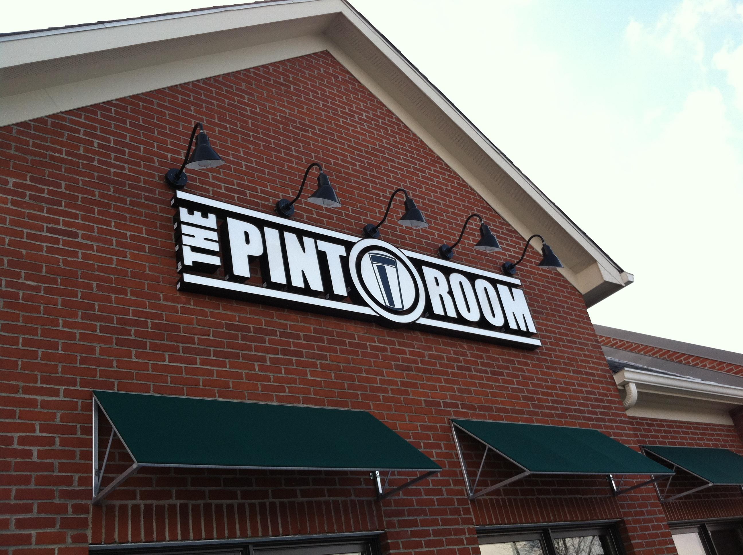 Pint Room Dublin Ohio Menu