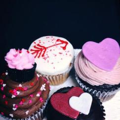 Our Cupcakery's Valentine's Cupcake box!