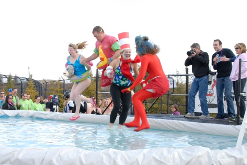 Polar Plunge Participants - G. Jones