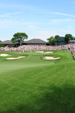 Muirfield Village Golf Club - the site of the 2013 Presidents Cup!