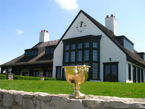 The Presidents Cup at the Golf Club of Dublin